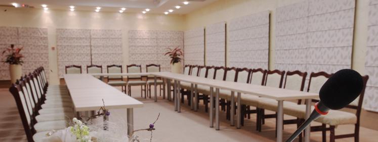 Velika i mala sala za konferencije....